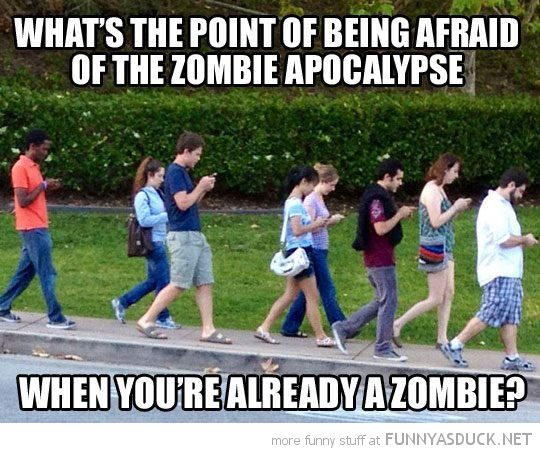 funny-kids-phones-worry-zombie-apocalype-point-pics