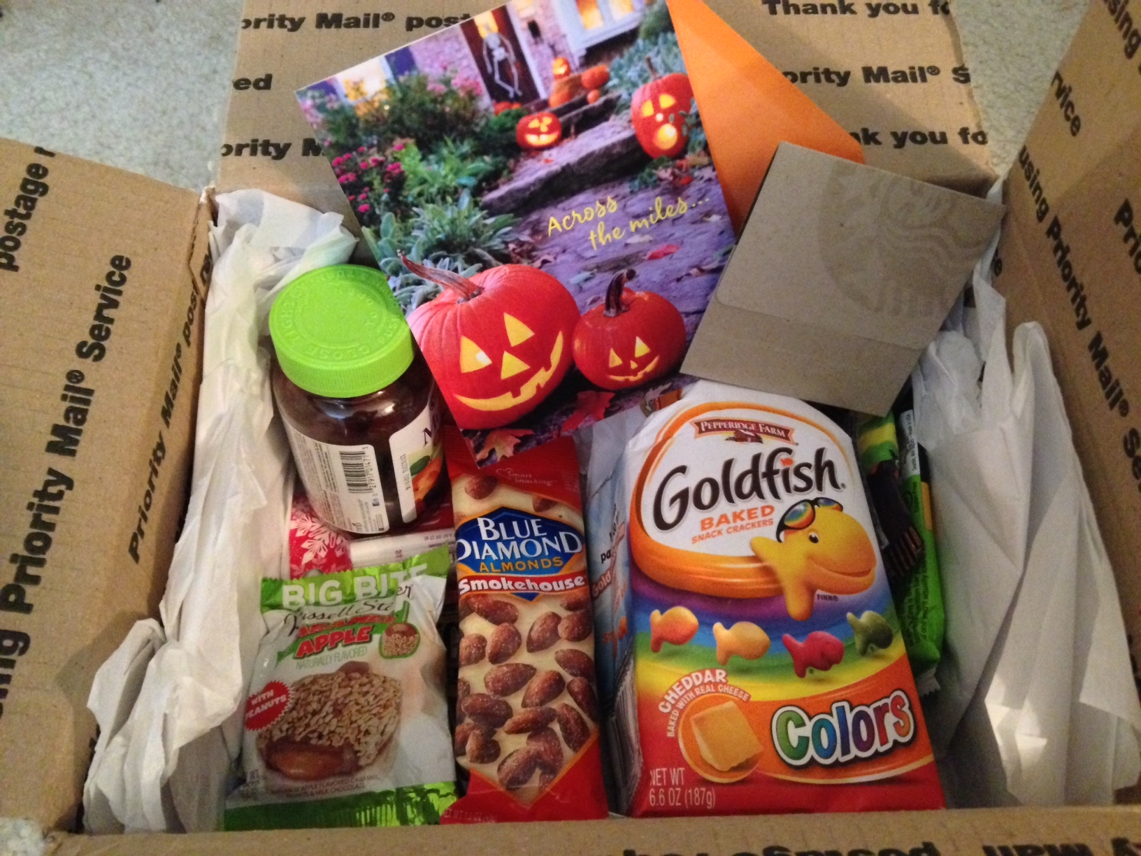 10 Things To Send In A College Care Package