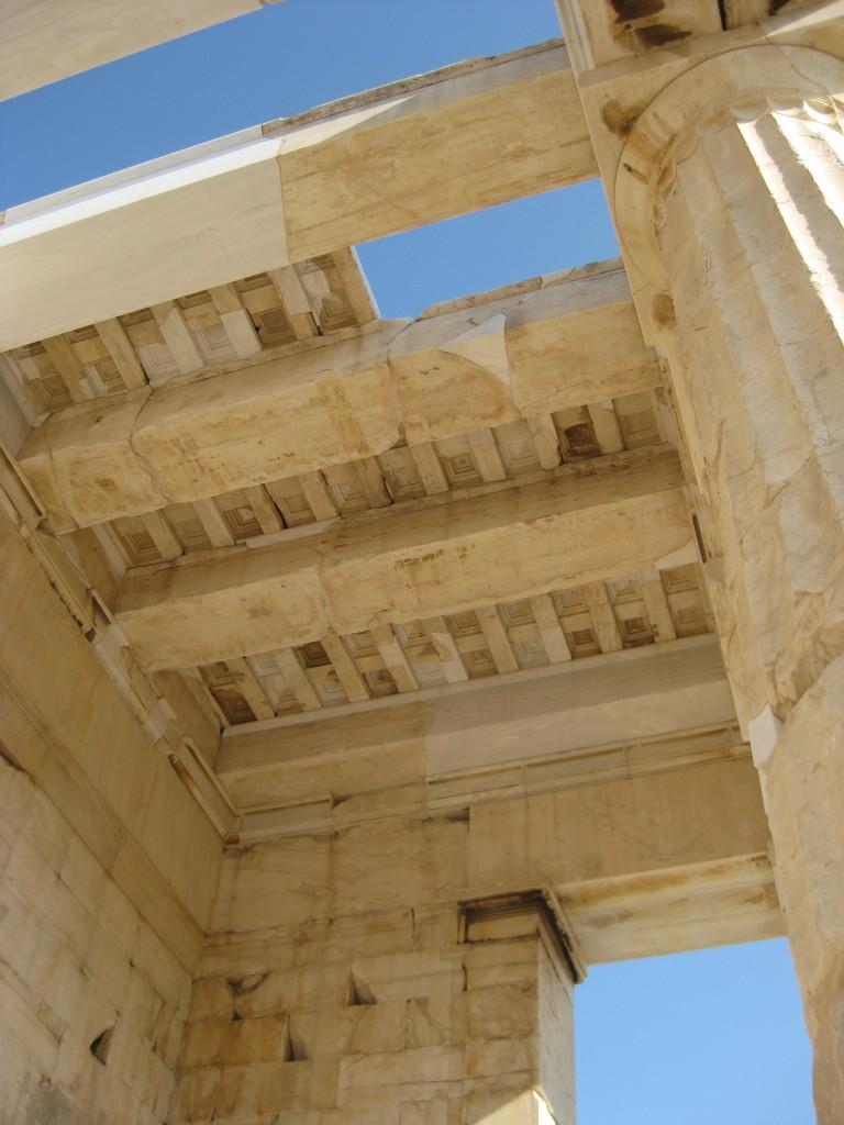 Parthenon detail, Athens